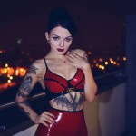 jeany kicz Latex Toxic Girls suicide girls