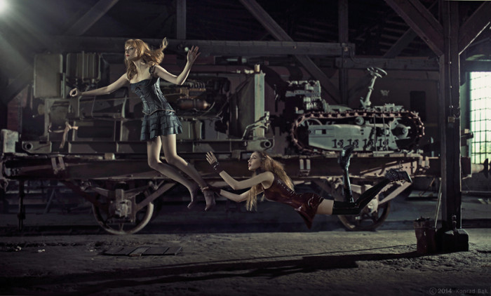 steampunk stylization selene vmpselene paulina mieczkowska stylizacja gorset